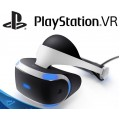 Playstation VR Headset and Farpoint VR Game (Sony PS4)