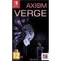 Axiom Verge Standard Edition (Nintendo Switch)