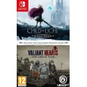 Child Of Light & Valiant Hearts (Nintendo Switch)