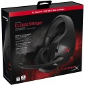 HyperX Cloud Stinger Gaming Headset for PC/Xbox/One/PS4/Wii U/Mobile - Black