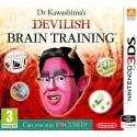Dr Kawashima's Devilish Brain Training: Can you stay focused? (Nintendo 3DS)