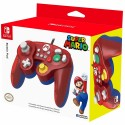 HORI Battle Pad Gamecube Style Controller - Mario Edition for Nintendo Switch