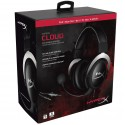 HyperX Cloud Silver Pro Gaming Headset with In-Line Audio Control (PS4, Xbox One and PC)