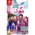 Let's Sing 2018 + 1 Microphone (Nintendo Switch)
