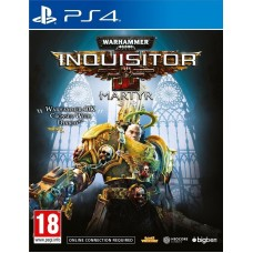 Warhammer 40K Inquisitor Martyr (PS4)