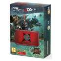 New Nintendo 3DS XL Console Monster Hunter Generations Edition + (Pre Installed Game)