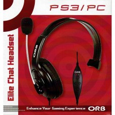 ORB Elite Chat Headset (PS3/ PC)