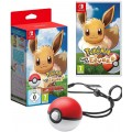 Pokemon Let's Go Eevee! Including Poke Ball Plus (Nintendo Switch)