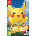 Pokemon Let's Go! Pikachu! (Nintendo Switch)