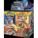 Pokemon Sun & Moon Trading Card Game Booster Packet (10 random cards per pack)