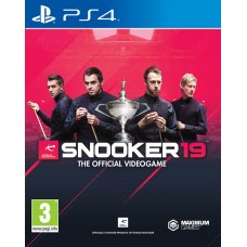Snooker 19 The Official Videogame (PS4)