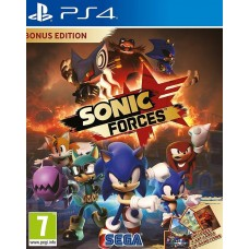 Sonic Forces Bonus Edition (PS4)