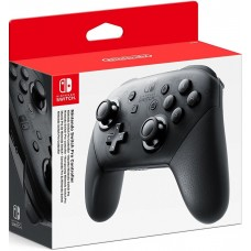 Nintendo Switch Pro Controller - (Black) Official Nintendo Product