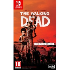 The Walking Dead The Final Season (Nintendo Switch)