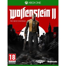 Wolfenstein II The New Colossus (XBox One)