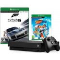 Xbox One X 1TB Console with Forza 7 & Super Lucky's Tale