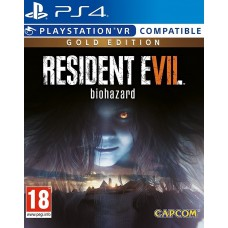 Resident Evil 7 Gold Edition VR Compatible (PS4)