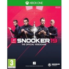 Snooker 19 The Official Videogame (XBox One)
