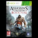Assassin's Creed IV Black Flag XBox 360 (Pre Owned)