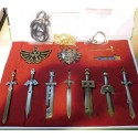 Zelda Anime Cosplay Sword and Shield Set