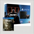 PS4 Console & Call of Duty Black Ops 3 & Fallout 4 PRE OWNED